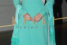 Bollywood Pakistani Salwar kameez