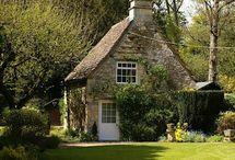 GARDEN - Small houses