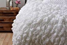 textured bedding