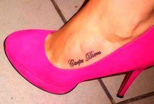 Tattoos / by Cassie Sutton