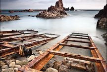 · viajando España · / Places all over Spain.