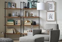 inspiration for modern dollhouse rooms / miniatures inspiration