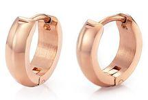 Pendientes de Hombre - Anillos / Descubre toda nuestra colección de pendientes de hombre (anillos) fabricados con acero inoxidable y/o tungsteno.