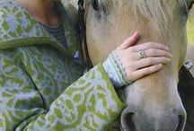Humans & Horses / Interaction between people and horses