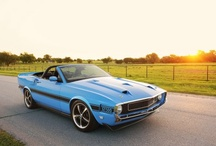 Mustangs and Other Cars  / by Kathleen