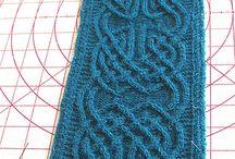 maglia ferri knitting