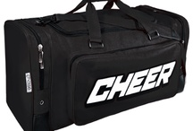 Cheer Bags / Carry your cheer gear in style with these spirited cheer bags!