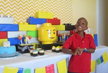 LEGO Movie Birthday Party / LEGO Movie Birthday Party