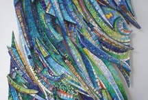 Mosaic & stained glass / by Denis Orsinger