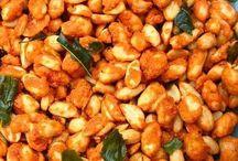 resep kacang pedas manis
