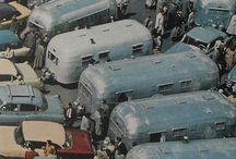camping, caravans and cabins