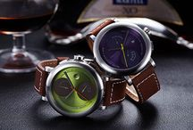 Водонепроницаемые кварцевые часы ME & CITY + SteelRage