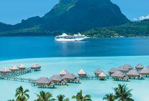 Strand vakantie land / Mooie landen
