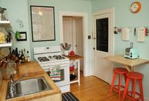 Coveting Kitchens