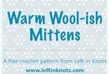 Crochet Patterns / We're called The Knitting Room, but we love to crochet, too! Browse some of our favorite crochet patterns.
