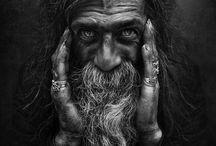 Photography ◊ Portraits de vagabonds