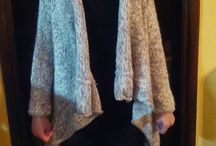 rika2507 / Knit cardigan
