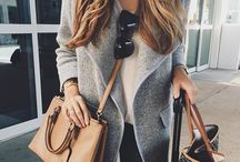 Travel Outfits / Travel, fashion, airport