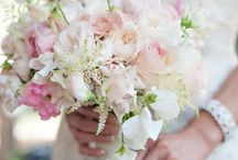 Elysia's wedding / Pale pinks and vintage/country stye