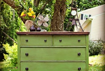 Furniture / by Lynne Anderson