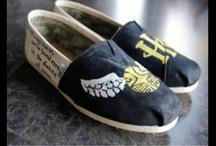 Swag Bag / Stuff I'd love to make, do, eat or own / by Tara McCauley