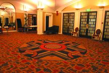 Corridors and Centrepieces