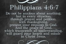 Scripture quotes / A collection of our favorite Bible passages.
