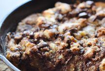 Cast iron skillet recipes / by Melissa Fuller
