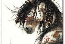 Ló rajzok