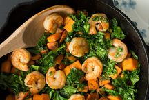 WHOLE30-PESCETARIAN / Whole 30 meals, that are pescetarian friendly. / by Nicole Phillips