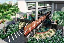 Faria Lima Square Offices / São Paulo | Pinheiros | Salas Comercias de 34 a 82m² e Lajes corporativas de 621m²