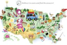 Places I've been and where I'm going to go... / by Joan Lippincott