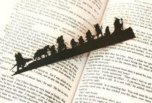 Bookmarks / Kitap ayracı