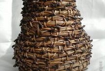 Плетение из хвои
