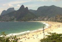 Copacabana e Ipanema / Fotos