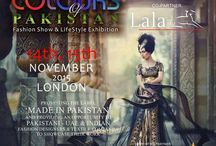 Colors of Pakistan and Lala in London @14th & 15th November, 2015 / Colors of Pakistan and Lala in London @14th & 15th November, 2015. #Lala #colours of #Pakistan #London #fashion #show #Exhibition #style