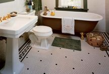 Baños de baldosas