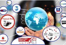 """POS RICARICHE TELEFONICHE & FIDELITY ONLINE / E' l'esclusivo ed innovativo strumento che ti consente di accedere a tutti i servizi e prodotti mediante l'attivazione di una licenza software . Da oggi, grazie al nostro progetto """"RICARICHE VIRTUALI"""", anche tu potrai avere il servizio delle ricariche telefoniche per i tuoi clienti. Il Virtual Pos ricariche Telefoniche offre tutti i servizi del POS tradizionale,inoltre tantissimi vantaggi nessuna linea telefonica; nessun conto corrente;Semplice,Veloce ed Economico www.posricarichetelefoniche.it"""