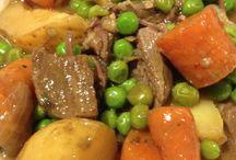 Crock-pot meals / by Jeannie Steinberg
