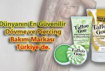 Tattoo - Dövme Bakımı / http://www.tattoogooshop.com/