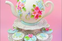 Decorated cakes / by Melanie Paton