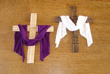 Lent Ideas for Kids / Ideas for observing Lent with children and families. / by Catholic Icing (Lacy)