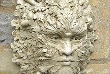 GREEN MAN IMAGES