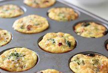 Breakfast foods-