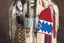 Native american costume research