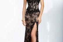 Vestido elegantes