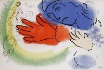 Derriere le Miroir / •Derrière le Miroir was the legendary art revue published in Paris by Aime Maeght, from 1946 through 1982. Some of the artists who contributed original lithographs were Chagall, Miro, Braque, Giacometti, Kelly, Tapies, Riopelle, Pol Bury, Calder, Alechinsky, Ubac and Palazuelo. Often known by collectors simply as DLM, all issues of Derrière le Miroir are now scarce, and many have become quite valuable and highly prized... http://www.zaidan.ca/Art_Gallery/Misc%20items/Derreiere_Le_Miroir.htm