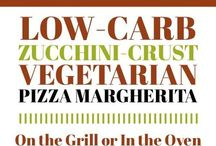 Low Carb Zucchini / What to do with all the zucchini in your garden