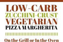 zucchini pizza base