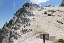 日向山(南アルプス)登山 / 日向山の絶景ポイント|南アルプス登山ルートガイド。Japan Alps mountain climbing route guide